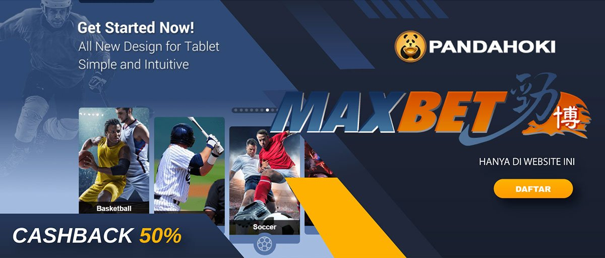 maxbet page slide